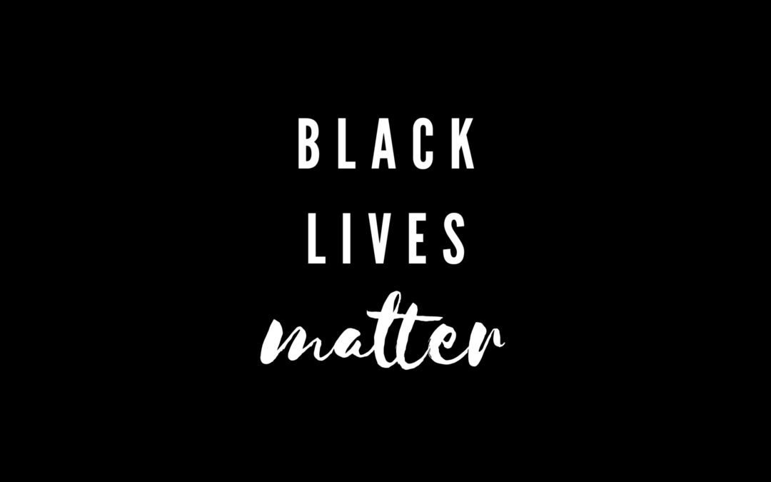 Supporting Black Lives Matter